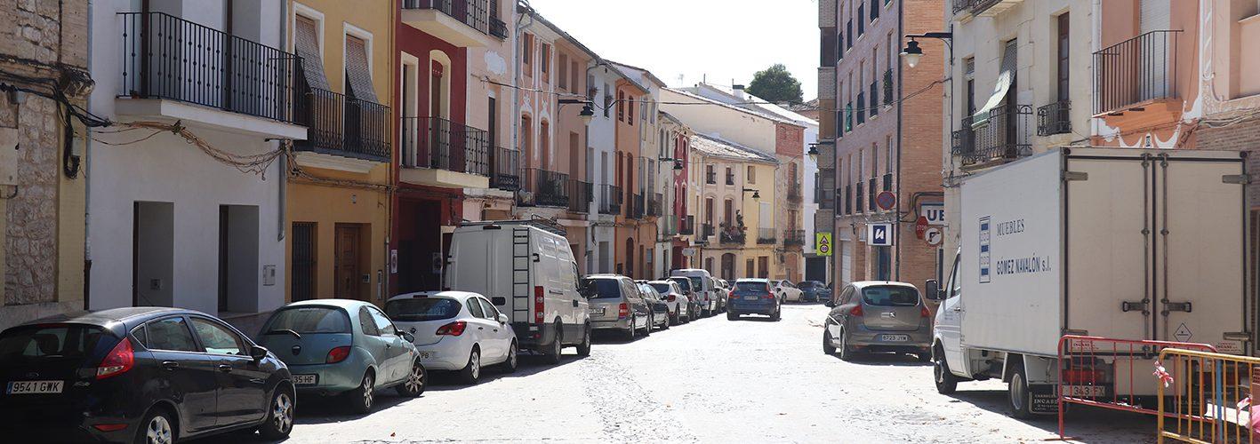 Ontinyent En Viu - La reforma de Sant Antoni ON TV - El Periòdic d'Ontinyent