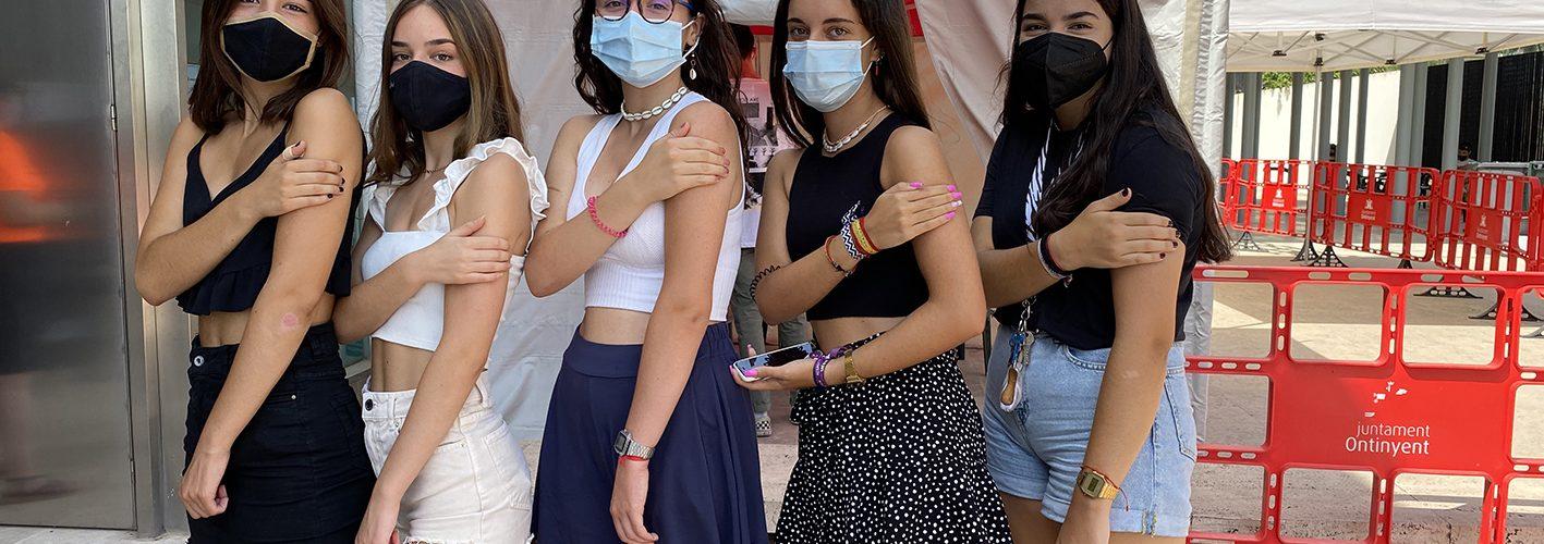 Ontinyent en viu - La joventut durant la pandèmia ON TV - El Periòdic d'Ontinyent