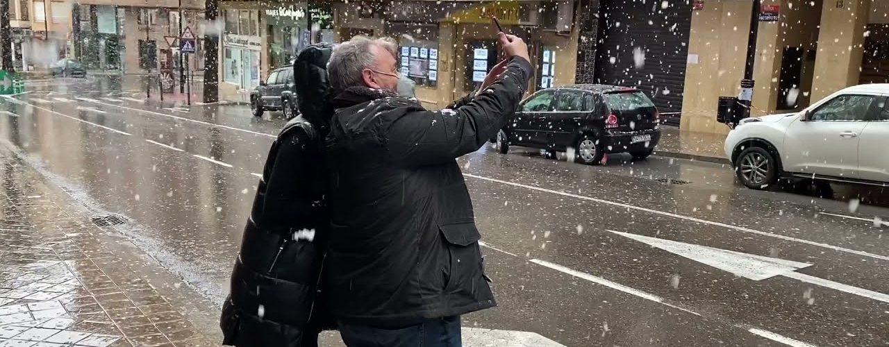 Neu a Ontinyent març 2021 ON TV - El Periòdic d'Ontinyent