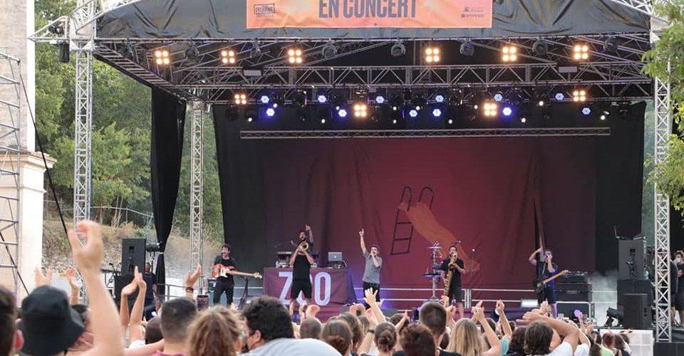 Ontinyent en viu - Un espai de concerts per a la ciutat ON TV - El Periòdic d'Ontinyent
