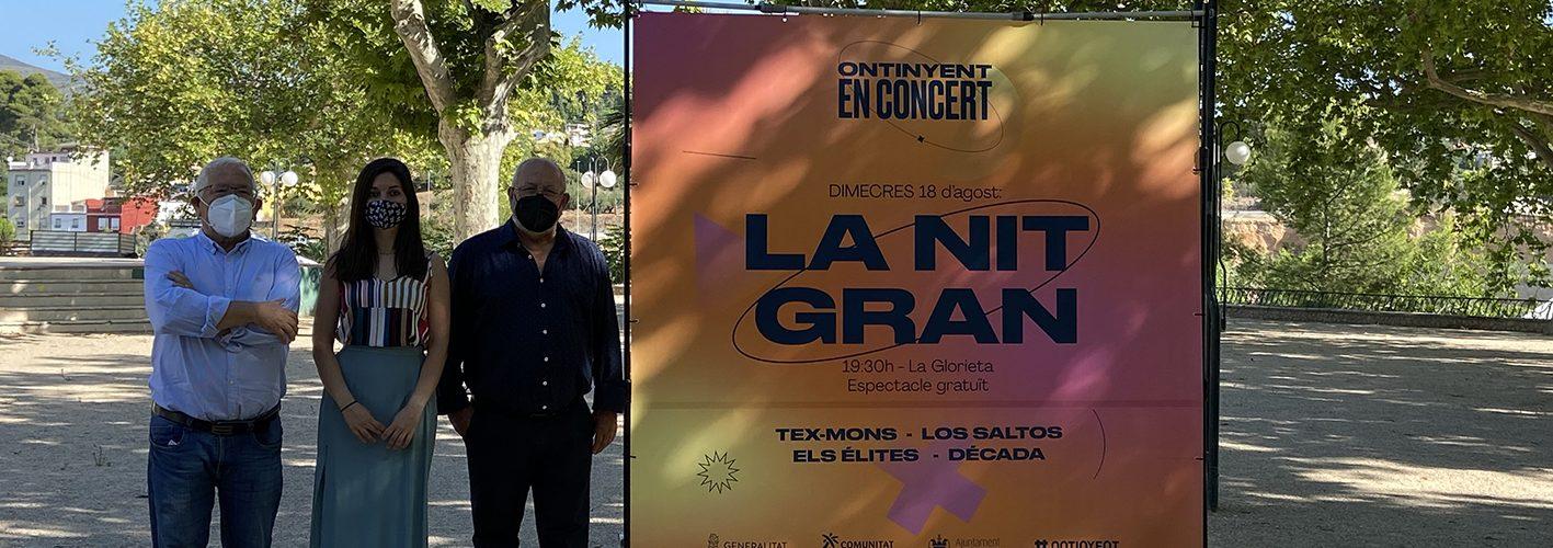 Ontinyent en viu - Preparatius per a un agost de concerts ON TV - El Periòdic d'Ontinyent