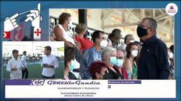 Concert Extraordinari Música Festera de les 3 bandes d'Ontinyent ON TV - El Periòdic d'Ontinyent