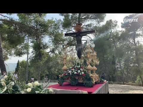 I el Crist de l'Agonia va recórrer tots els barris ON TV - El Periòdic d'Ontinyent