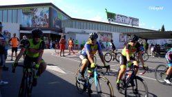 Encontre d'escoles ciclistes a Ontinyent ON TV - El Periòdic d'Ontinyent