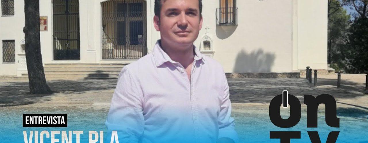 Entrevista Vicent Pla, President de la Societat de Festers ON TV - El Periòdic d'Ontinyent