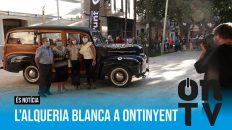 L'Alqueria Blanca visita Ontinyent ON TV - El Periòdic d'Ontinyent